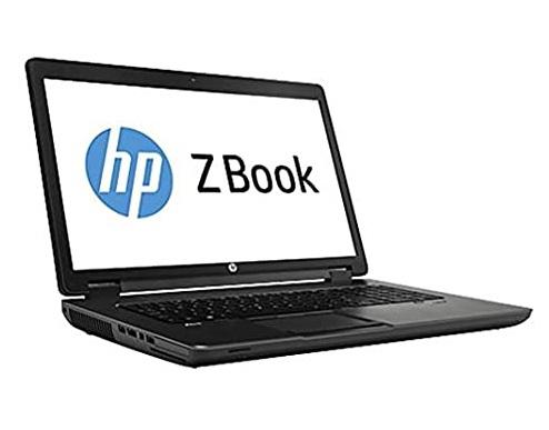 """NOTEBOOK ZBOOK INTEL CORE I7-4800 17.3"""" 16GB 500GB WINDOWS 7 PRO - RICONDIZIONATO - GAR. 12 MESI - PIANURA Informatica"""
