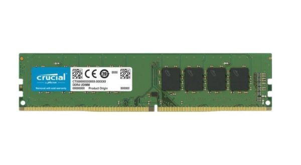 MEMORIA DDR4 8 GB PC2666 MHZ (1X8) (CT8G4DFRA266) - PIANURA Informatica