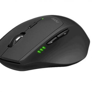 MOUSE MT550 MULTIMODE WIRELESS/BLUETOOTH NERO (17745) - PIANURA Informatica