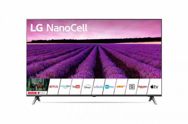 "TV LED 49"" 49SM8050 NANOCELL ULTRA HD 4K SMART TV WIFI DVB-T2 - PIANURA Informatica"