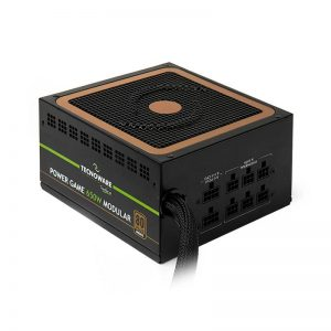 ALIMENTATORE POWER GAME 650 WATT (FAL650PGM) MODULARE 80 PLUS BRONZE - PIANURA Informatica