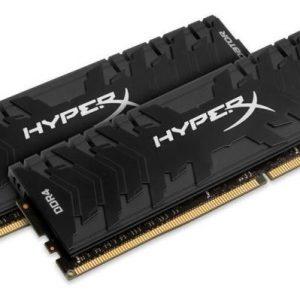 MEMORIA DDR4 16 GB HYPER X PREDATOR PC3200 MHZ (2X8) (HX432C16PB3K2/16) - PIANURA Informatica