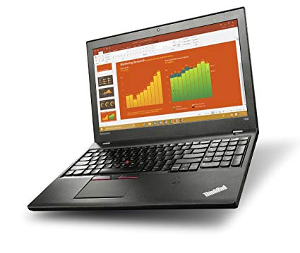 "NOTEBOOK THINKPAD T560 15.6"" INTEL CORE I7-6600U 32GB 256GB SSD WINDOWS 8 PRO - RICONDIZIONATO - GAR. 6 MESI - PIANURA Informatica"