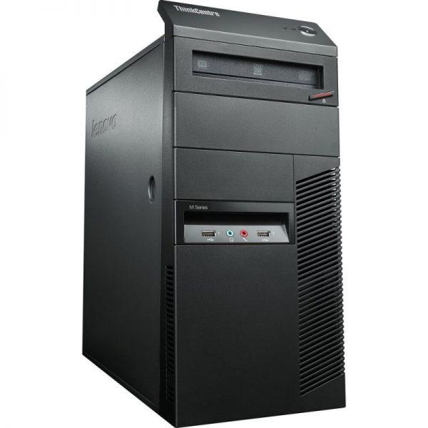 PC M82 MT INTEL CORE I5-3550 8GB 180GB SSD WINDOWS 7 PRO COA - RICONDIZIONATO - GAR. 12 MESI - PIANURA Informatica