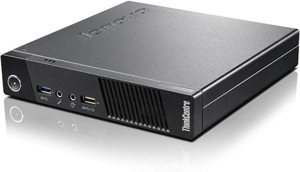 PC M93P TINY INTEL CORE I5-4570T 4GB 128GB SSD WINDOWS 8 PRO COA- RICONDIZIONATO - GAR. 12 MESI - PIANURA Informatica