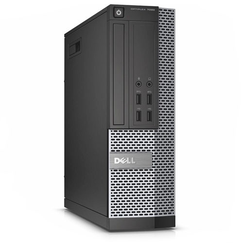 PC OPTIPLEX 7010 SFF INTEL CORE I5-3570 4GB 128GB SSD WINDOWS 7 PRO - RICONDIZIONATO - GAR. 12 MESI - PIANURA Informatica