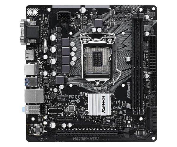 SCHEDA MADRE H410M-HDV SK 1200 - PIANURA Informatica