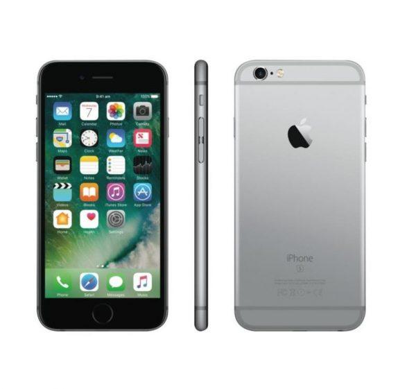 SMARTPHONE IPHONE 6S 64GB SPACE GRAY - RICONDIZIONATO - GAR. 24 MESI - PIANURA Informatica