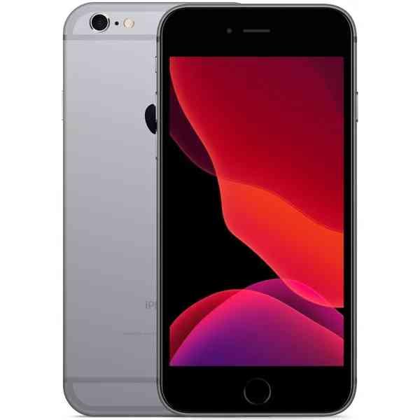 SMARTPHONE IPHONE 6S PLUS 64GB SPACE GRAY - RICONDIZIONATO - GAR. 12 MESI - PIANURA Informatica