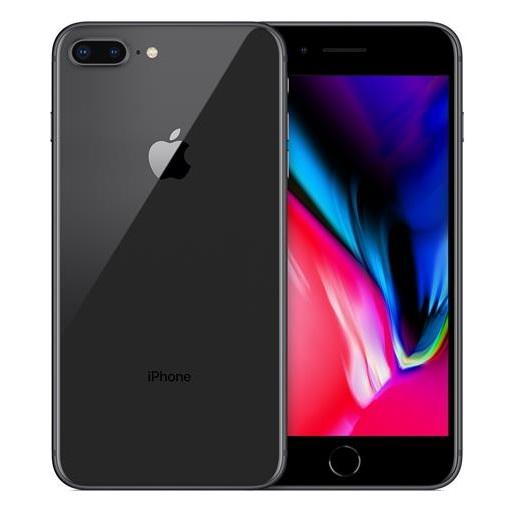 SMARTPHONE IPHONE 8 PLUS 64GB SPACE GRAY (MQ782) - RICONDIZIONATO - GAR. 12 MESI - GRADO A+ - PIANURA Informatica