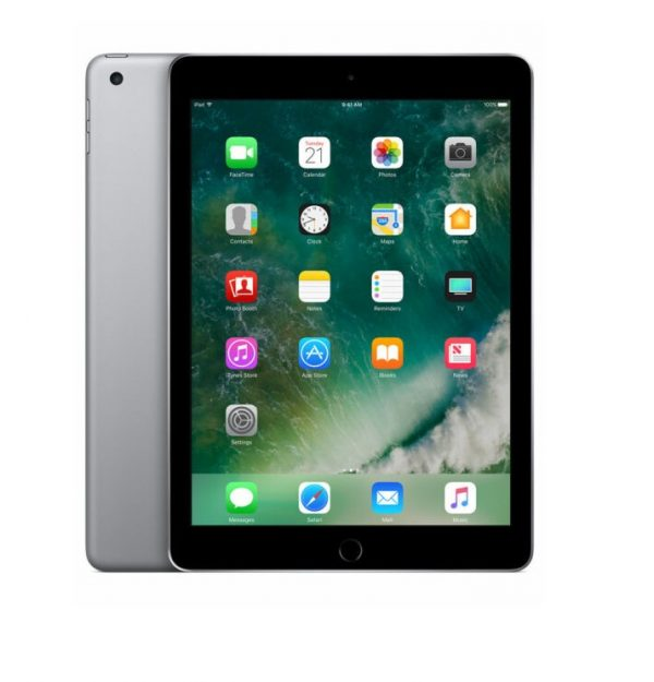 TABLET IPAD 2017 32GB WIFI+4G SPACE GRAY (MP1L2R) GR. A - RICONDIZIONATO - GAR. 12 MESI - PIANURA Informatica