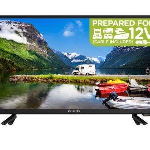 "TV LED 25"" LED251FHD FULL HD DVB-T2 - 12 VOLT - PIANURA Informatica"