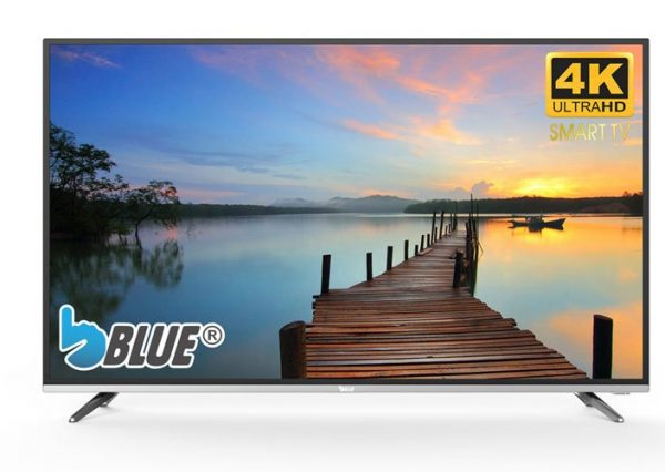 "TV LED 43"" 43BU800 ULTRA HD 4K SMART TV WIFI DVB-T2 NETFLIX - PIANURA Informatica"