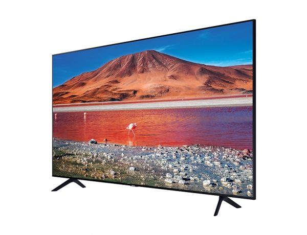 "TV LED 55"" UE55TU7070UXZT ULTRA HD 4K SMART TV WIFI DVB-T2 GARANZIA ITALIA - PIANURA Informatica"