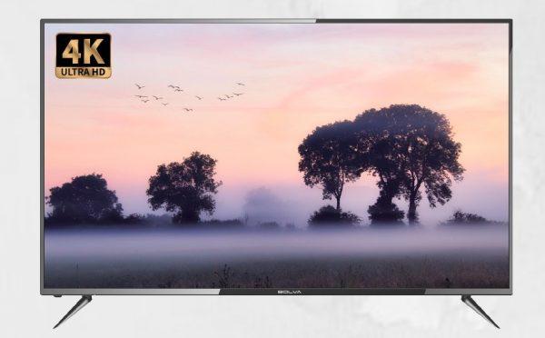 "TV LED 58"" NX-5886 ULTRA HD 4K SMART TV WIFI DVB-T2 - PIANURA Informatica"