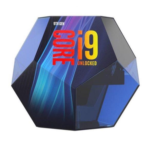 CPU CORE I9-9900K 1151 BOX - PIANURA Informatica