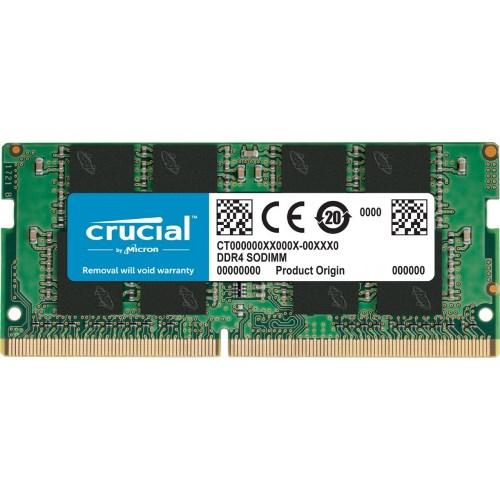 MEMORIA SO-DDR4 16 GB PC3200 (1X16) (CT16G4SFRA32A) - PIANURA Informatica