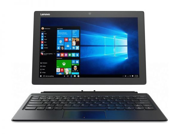 "NOTEBOOK IDEAPAD MIIX 510 12.3"" INTEL CORE I3-7100M 4GB 128GB SSD WINDOWS 7 PRO - RICONDIZIONATO - GAR. 6 MESI - PIANURA Informatica"