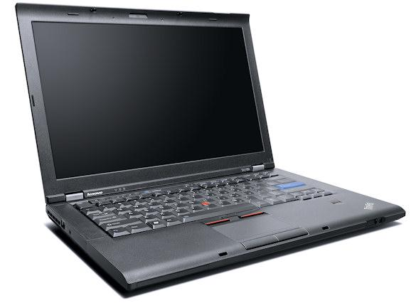 """NOTEBOOK THINKPAD T410 14.1"""" INTEL CORE I5-540M 4GB 128GB SSD WINDOWS 7 PRO - RICONDIZIONATO - GAR. 12 MESI - PIANURA Informatica"""