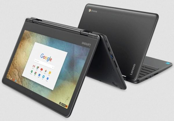 "NOTEBOOK YOGA N23 CHROMEBOOK 11.6"" MTK 8173C 4GB 32GB CHROME - RICONDIZIONATO - GAR. 6 MESI - PIANURA Informatica"