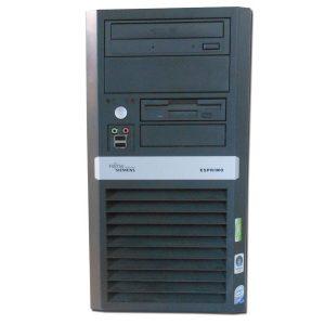 PC ESPRIMO P5720 INTEL CORE2DUO E6550 2GB 80GB DVD NO BOX - RICONDIZIONATO - GAR. 12 MESI - PIANURA Informatica