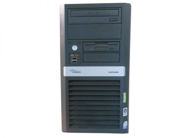 PC ESPRIMO P5720 INTEL CORE2DUO E6550 2GB 80GB DVD NO BOX - RICONDIZIONATO - GAR. 12 MESI - PIANURA Informatica