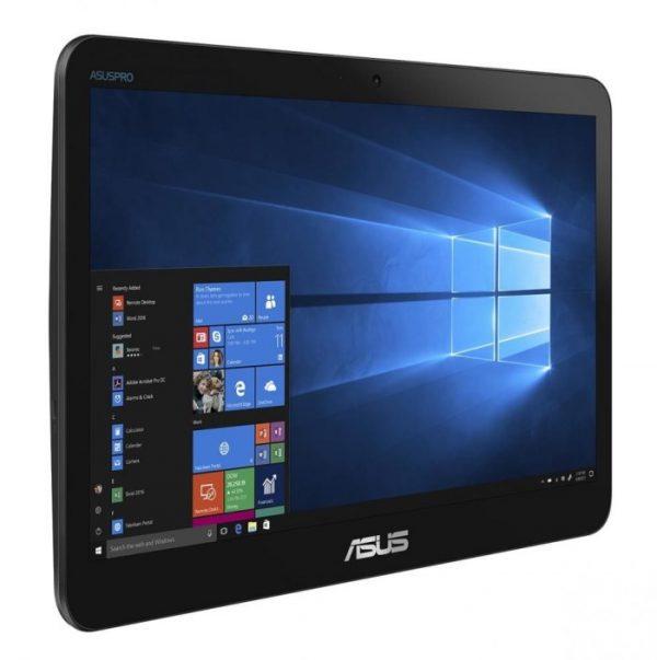 "PC LCD 15.6"" VIVO AIO A41GAT-BD060T TOUCH NERO WINDOWS 10 HOME (90PT0201-M04030) - PIANURA Informatica"