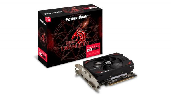 SCHEDA VIDEO RADEON RED DRAGON RX 550 AXRX 4GB (4GBD5-DH) - PIANURA Informatica