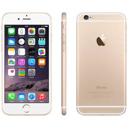 SMARTPHONE IPHONE 6S 64GB GOLD - RICONDIZIONATO - GAR. 24 MESI - GRADO A+ - PIANURA Informatica