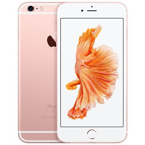 SMARTPHONE IPHONE 6S 64GB ROSE GOLD - RICONDIZIONATO - GAR. 24 MESI - GRADO A+ - PIANURA Informatica