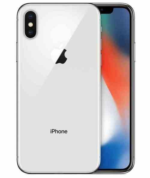 SMARTPHONE IPHONE X 64GB SILVER - RICONDIZIONATO - GAR. 24 MESI - GRADO A+ - PIANURA Informatica