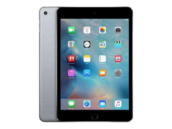 TABLET IPAD MINI 4 128GB WIFI+4G SPACE GRAY - RICONDIZIONATO GRADO A - GAR. 12 MESI - PIANURA Informatica