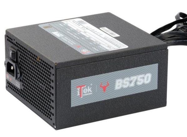 ALIMENTATORE TAURUS BS750 750 WATT (ITPSEBS750) 80 PLUS BRONZE - PIANURA Informatica