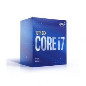 CPU CORE I7-10700F (COMET LAKE) SOCKET 1200 - BOX (BX8070110700F) - PIANURA Informatica