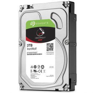 "HARD DISK 3 TB IRONWOLF SATA 3 3.5"" NAS (ST3000VN007) - PIANURA Informatica"