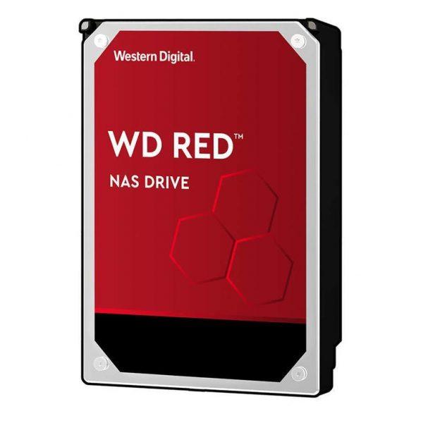 HARD DISK RED 2 TB SATA NASWARE (WD20EFAX) RICONDIZIONATO - PIANURA Informatica