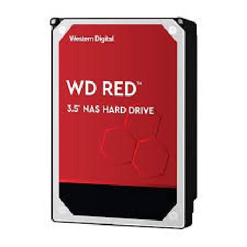 HARD DISK RED 6 TB SATA NASWARE (WD60EFAX) RICONDIZIONATO - PIANURA Informatica