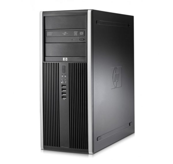 PC ELITE 8100 TOWER INTEL CORE I7-860 8GB 240GB SSD + 320GB HDD VGA NVIDIA NVS 450 WINDOWS 10 PRO - RICONDIZIONATO - GAR. 12 MESI - PIANURA Informatica
