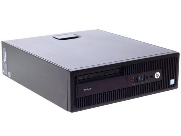 PC PRO 600 G2 SFF INTEL CORE I5-6500 8GB 500GB WINDOWS 10 PRO - RICONDIZIONATO - GAR. 12 MESI - PIANURA Informatica