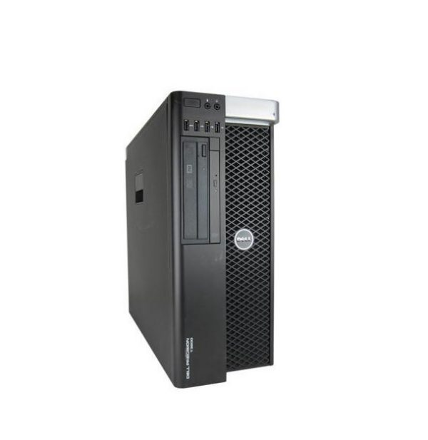 PC SERVER/WORKSTATION PRECISION T5810 INTEL XEON E5-1650V3 32GB 512GB SSD WINDOWS 10 PRO - RICONDIZIONATO - GAR. 12 MESI - PIANURA Informatica