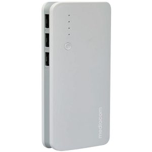 POWER BANK 15000 MAH (M-PB150WS) - PIANURA Informatica