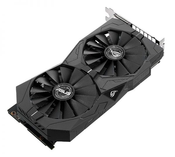 SCHEDA VIDEO GEFORCE GTX1050 TI ROG STRIX 4 GB PCI-E (STRIX-GTX1050TI-4G-GAMING) - PIANURA Informatica