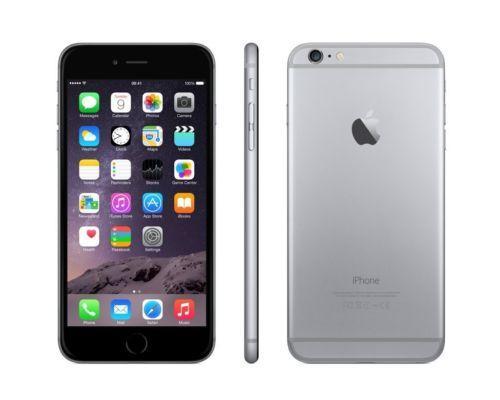 SMARTPHONE IPHONE 6S 32GB SPACE GRAY - RICONDIZIONATO - GRADO A - GAR. 12 MESI - PIANURA Informatica