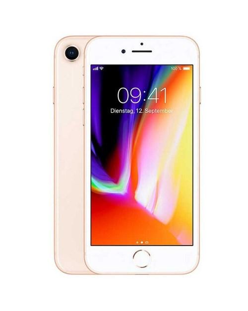 SMARTPHONE IPHONE 8 64GB GOLD (MQ6J2) - RICONDIZIONATO - GAR. 12 MESI - GRADO A - PIANURA Informatica