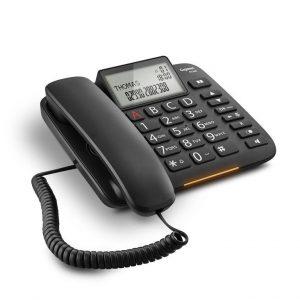 TELEFONO FISSO GIGASET DL380 NERO - PIANURA Informatica