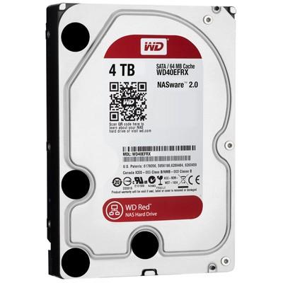 """HARD DISK RED PLUS 4 TB SATA 3 3.5"""" NASWARE (WD40EFRX) - PIANURA Informatica"""