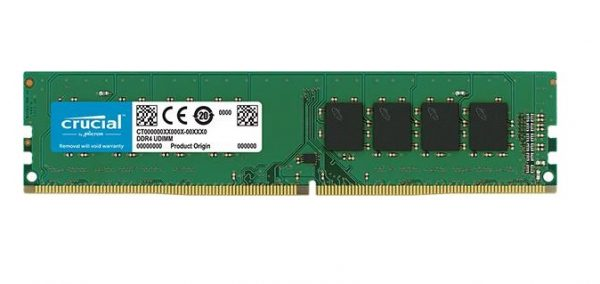 MEMORIA DDR4 8 GB PC2400 MHZ (1X8) (CT8G4DFD824A) - PIANURA Informatica