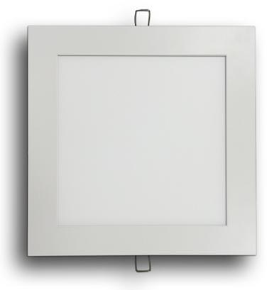 PANNELLO A LED 6W CORNICE QUADRA LUCE NATURALE - PIANURA Informatica