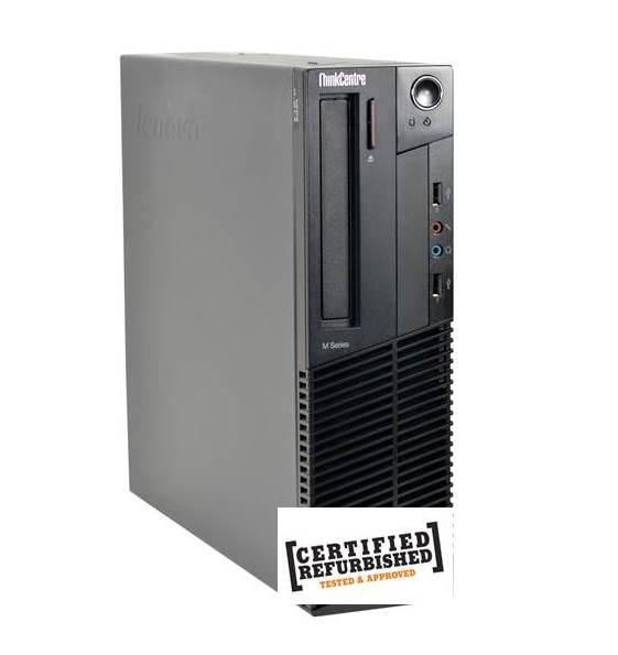 PC M91P SFF INTEL CORE I5-2400 4GB 250GB WIN7 - RICONDIZIONATO - GAR. 12 MESI - PIANURA Informatica