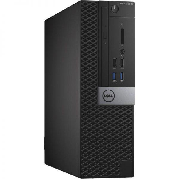 PC OPTIPLEX 5050 SFF INTEL CORE I5-6500 8GB 256GB SSD WINDOWS 10 PRO CMAR - RICONDIZIONATO - GAR. 12 MESI - PIANURA Informatica